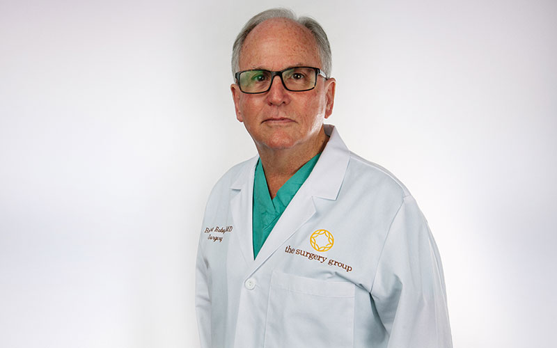 Robert F  Rubey | The Surgery Group